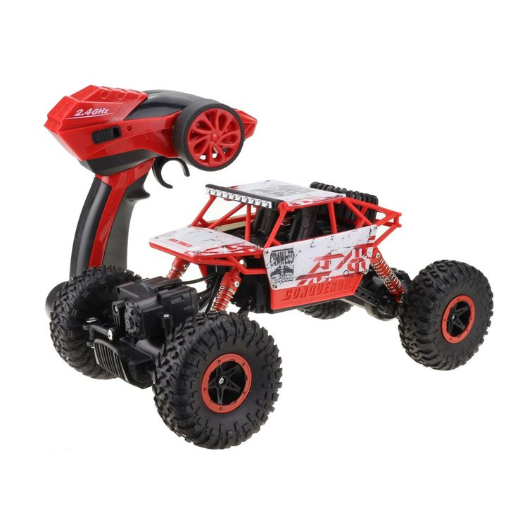 Lynrc RC Car 4WD 2.4GHz Rock Crawlers Rally climbing Car 4x4 Double Motors Bigfoot Car Remote Control Model Off Road Vehicle Toy