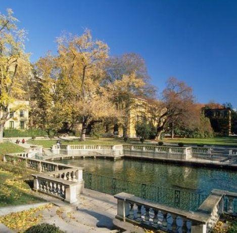M<3 Giardini della Guastalla | Milano