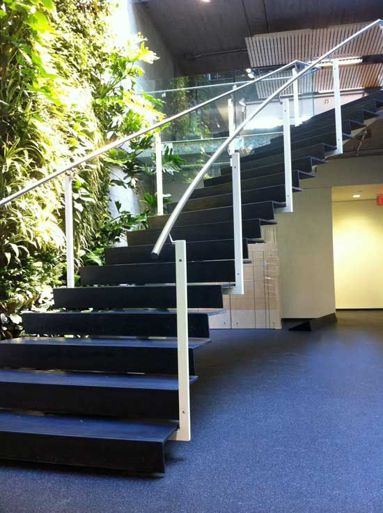 precast ductal stair system by szolyd.com