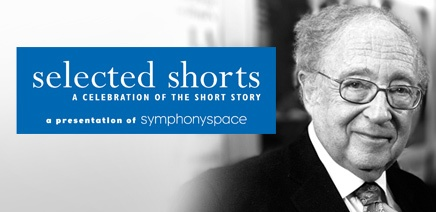 Podcast: Selected Shorts, a celebration of the short story.