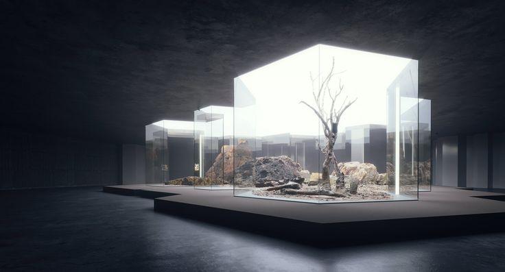 Making of METEORA - 3D Architectural Visualization & Rendering Blog