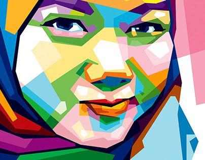 "Check out new work on my @Behance portfolio: ""Desiyani - Wedha's Pop Art Portrait   Hendri"" http://be.net/gallery/38206815/Desiyani-Wedhas-Pop-Art-Portrait-Hendri"