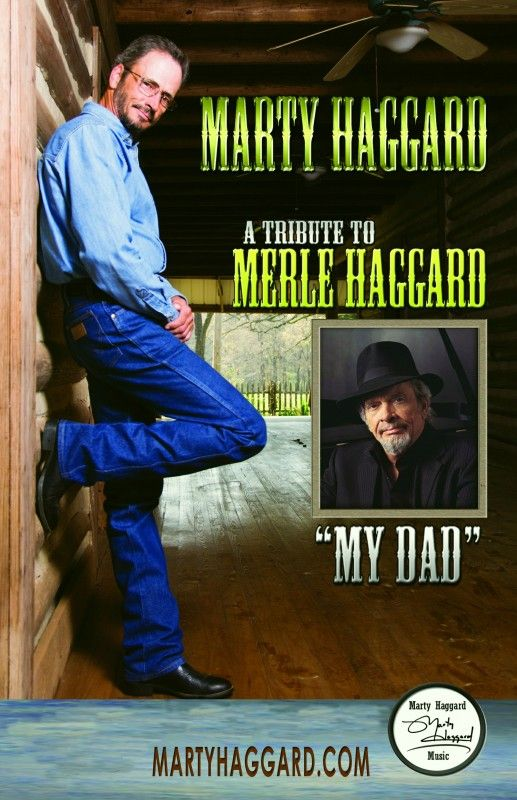 Marty Haggard - August 25th, 2014 - Charles W. Stockey Centre for the Performing Arts, Parry Sound, Ontario