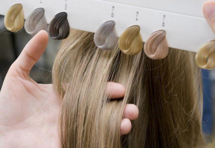 Academias de peluquería de Madrid Sur: Coloración