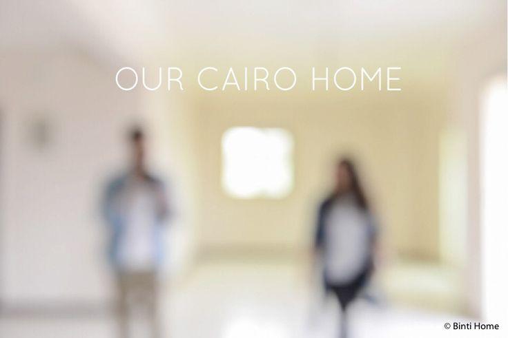 Droomhuis - Onze eerste plannen voor ons huis in Cairo