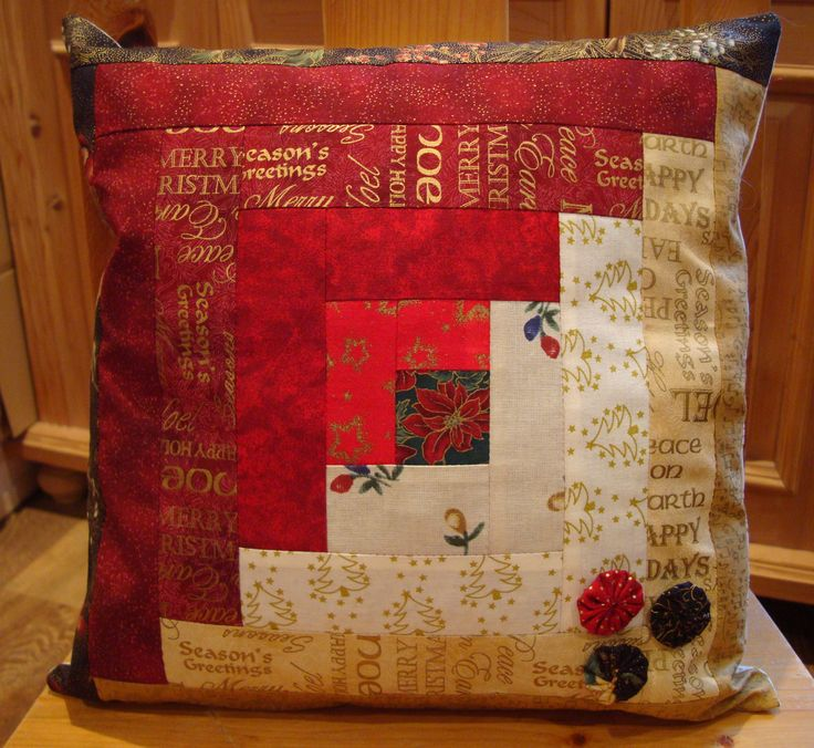 christmas pillow