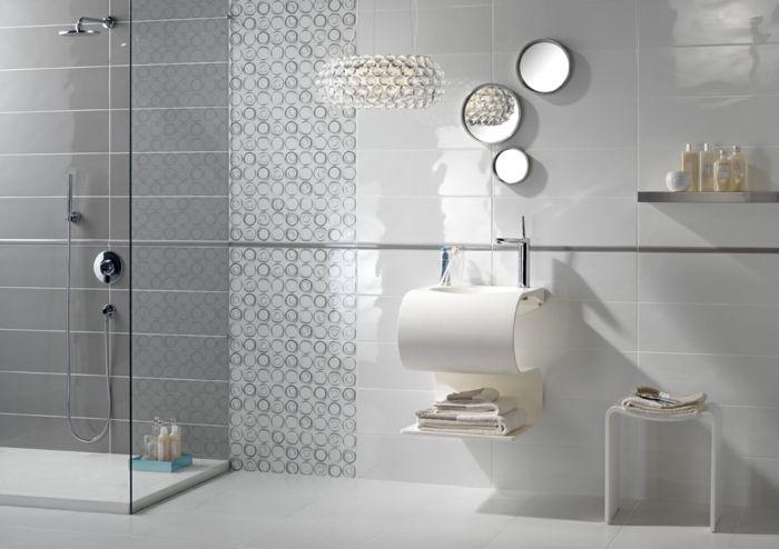 badezimmer fliesen grau ideen geraumiges bad grau fliesen ...