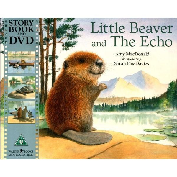 Litte Beaver lives all alone by the edge of the pond. He has no family and he has no friends.