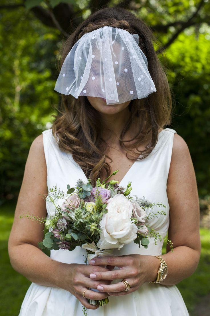 Wedding // Veil // Flowers