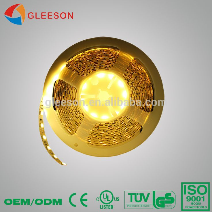 Hot Sale White Pcb 60leds/m S Type 5050 Rgb Led Strip For Hotels / Nightclubs / Ktv/ Clubs