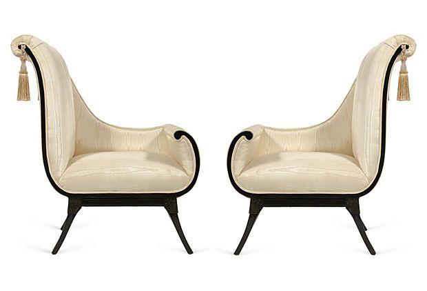 Image Of: Hollywood Regency Furniture Design Elegant