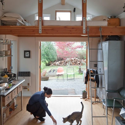 Loft Design, Pictures, Remodel, Decor and Ideas