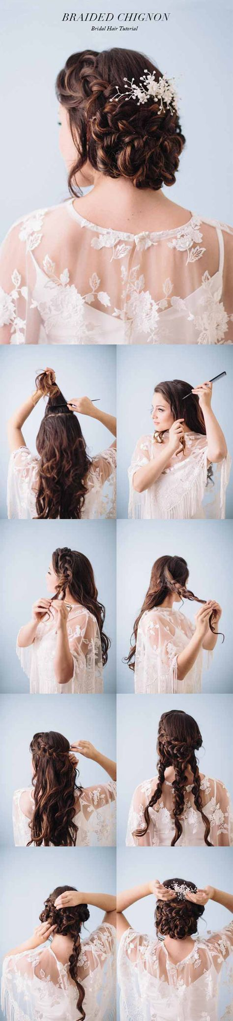 Trendy wedding hairstyles to the side braid simple 44+ ideas