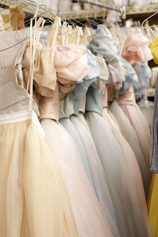 Ballett Pastells