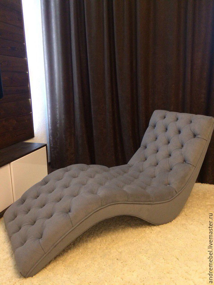 Купить или заказать кресло - лежак в интернет-магазине на Ярмарке Мастеров. Стильное, удобное, легкое ,каретная стяжка,отличное качество!!!tесть другие варианты и цвета, возможно на заказ!