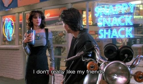 Heathers. Story of my life