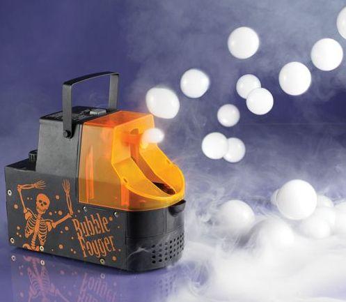 bubble fogger machine combo pack 24