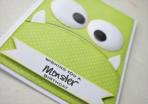 Punch Art Fun – Making Fun Cards With A Circle Punch or Die