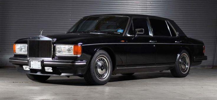 1990 Rolls Royce Silver Spur II.