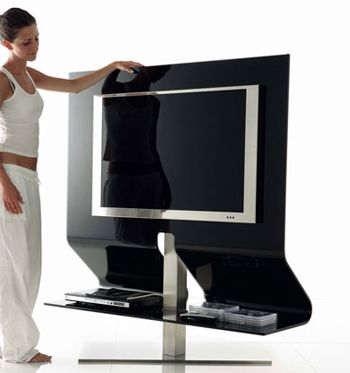 Great Collection of Modern Plasma TV Stand designed by Tonin Casa 1