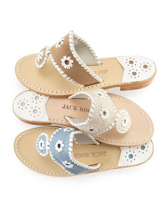 Jack Rodgers Sandals Last Call Neiman Marcus