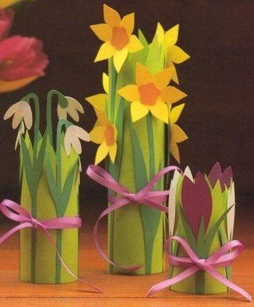 Детские поделки весна - Сайт для мам малышей