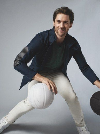 Kevin Love's Banana Republic Photo Shoot | Kevin Love For Banana Republic | 2016-03-03