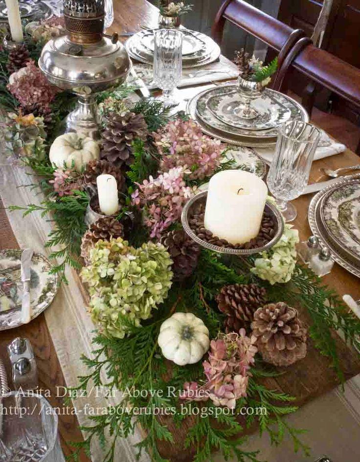 Decorating Ideas > Far Above Rubies Organic Fall Decorating Ideas For  ~ 075812_Thanksgiving Village Decorations