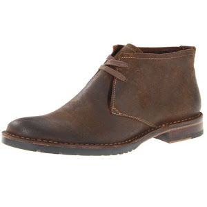 Chukka Boot - John Varvatos Men's Driggs