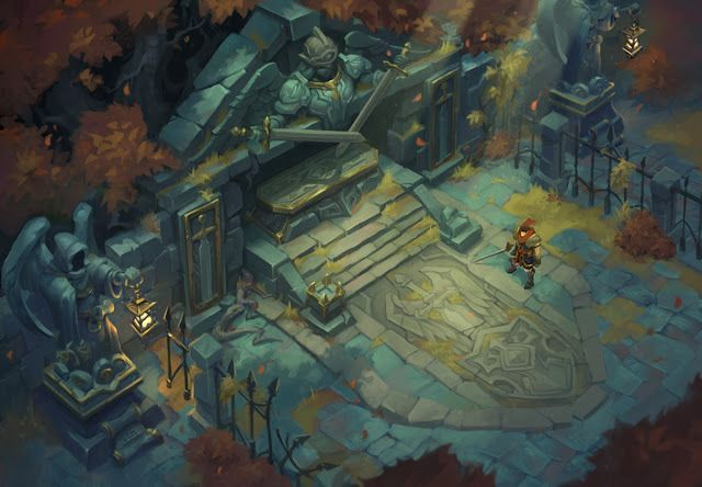 Muddy Colors: Battle Chasers: Nightwar