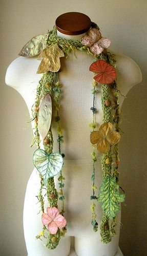 scarf ~~ like this idea