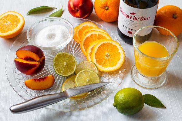 Pomerančová sangria - decoDoma
