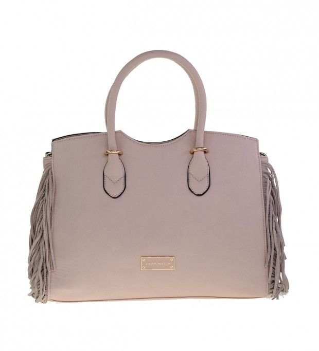 PARIS HILTON Beige Handbag