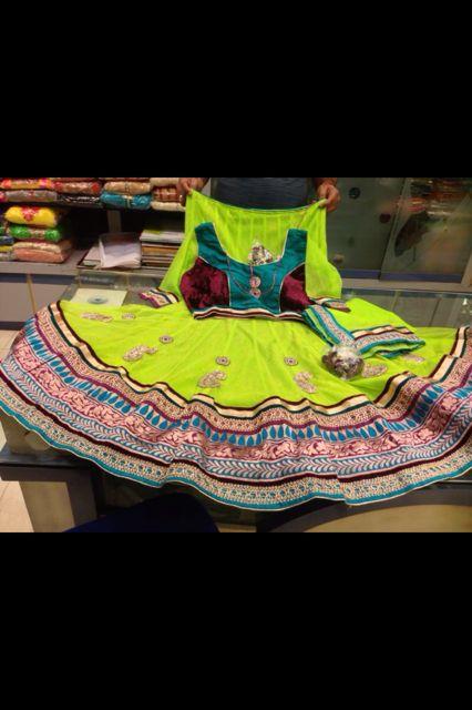 Gujarati Dresses - Green and Blue Chaniya Choli , $265.00 (http://www.gujaratidresses.com/green-and-blue-chaniya-choli/)