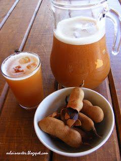 Cual Quiera Puede Cocinar (el chef tony. RD): en tu salud :jugo de tamarindo y ruibarbo para des...