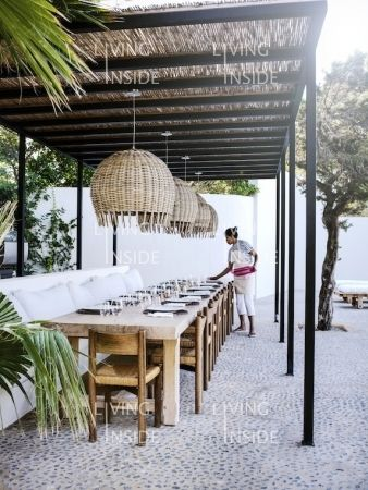 Louise, Ibiza - WHITE - Editorial Features - Photographers Agency: Interior Design, Lifestyle, Food, Gardens, Houses – Living Inside LTD