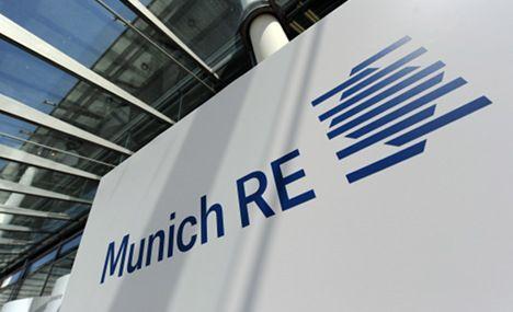 Munich Re: Καθαρά κέρδη €733 εκ. το β' 3μηνο με combined ratio 93,9%: Ενοποιημένα κέρδη €733 εκατ. για το δεύτερο τρίμηνο του 2017 έγραψε η…