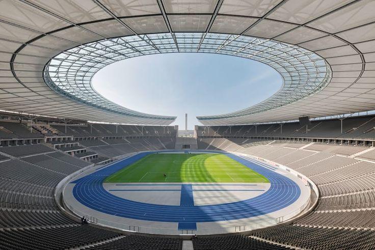 Gmp Architekten - Von Gerkan, Marg und Partner, Marcus Bredt · Berlin Olympic Stadium