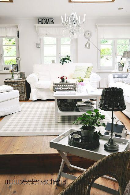 97 best Wohnzimmer images on Pinterest Living room ideas, At - schöne bilder für wohnzimmer