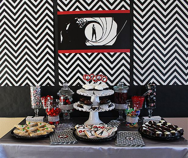 36 best james bond prom ideas images on pinterest james for 007 decoration ideas