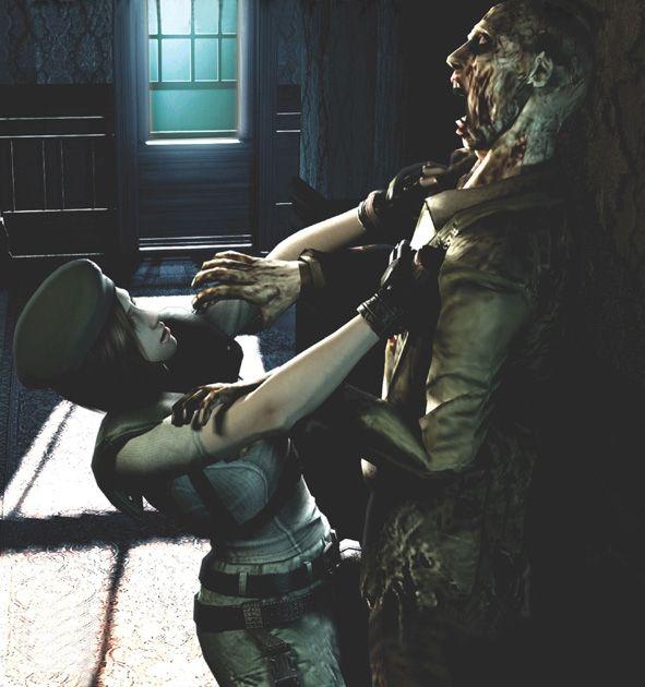 Resident Evil - Jill Valentine