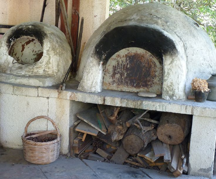 """Christmas turkeys taste better in Cyprus, where they're cooked in a traditional, wood-fired, clay oven or """"fourni""""."""