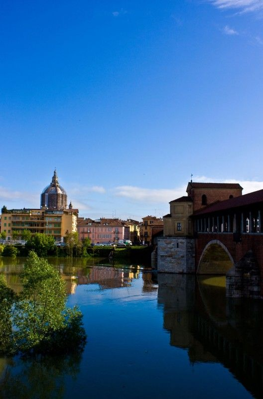 Pavia, province of Pavia , Lombardy, Italy  #Beautiful #Places #Photography