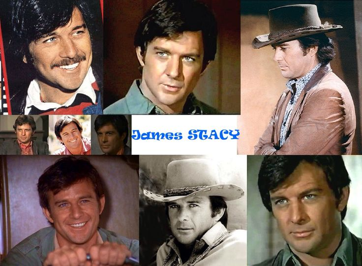 Maurice William Elias, (December 23, 1936 – September 9, 2016), better known as James Stacy, was an American film and television actor.