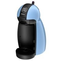 Cafetiere expresso Krups YY1052FD Bleu moins cher - 65,99 € livré -