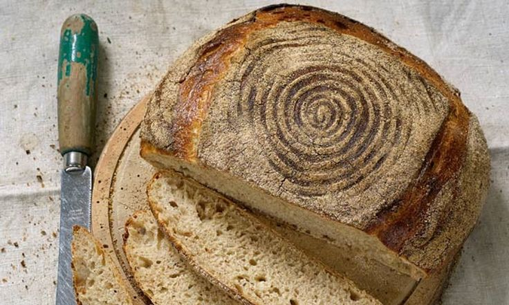 It isn't just sourdough's superb flavour that will reward your patience; its texture will, too