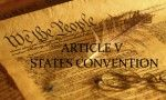 "Article V Convention: How ""Individuals of Insidious Views"" Are Stealing Our Constitution us-constitution-with-pen-Article-V	Q: How are amendments made to the federal Constitution A:  Article V of the Constitution provides two methods of amending the Constitution:  Congress proposes amendments and presents them to the States for ratification; or When 2/3 of the States apply for it, Congress calls for a convention to propose amendments.2/21>>>>"
