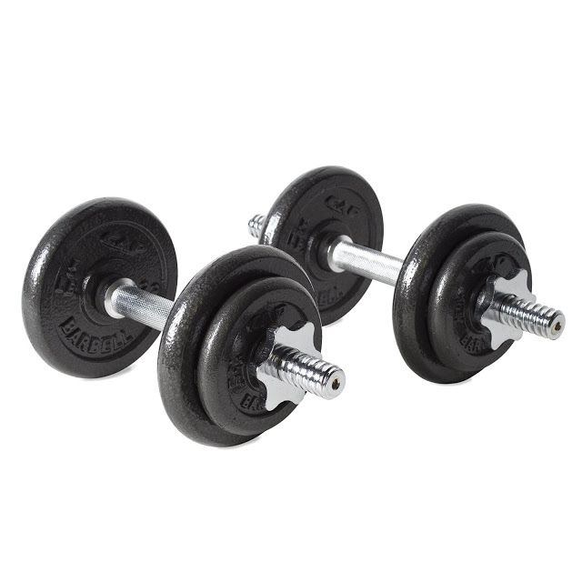 bd news life: CAP Barbell 40-pound Adjustable Dumbbell Review