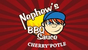 got to love Nephews Cherry'Pottle Sauce www.nephewsbbq.com