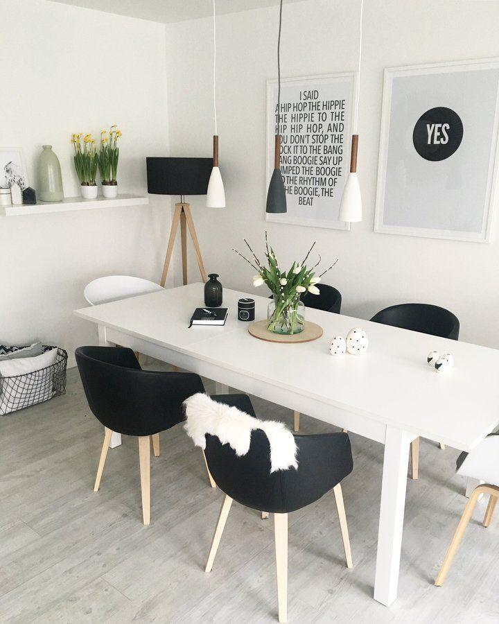... Saskia Frecherfaden #solebich #esszimmer #ideen #Wandgestaltung # Skandinavisch #landhausstil #tisch #einrichtung #sitzbank #stühle #stuhl # Dekoration ...
